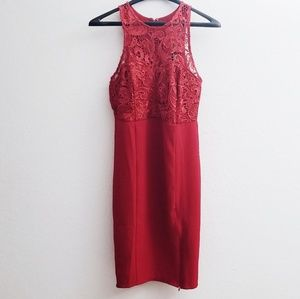 Do & Be red dress